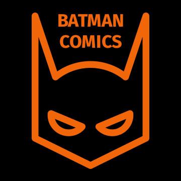Batman Comic Library