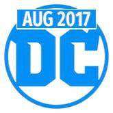 DC COMICS AUGUST