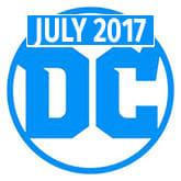 DC COMICS JULY