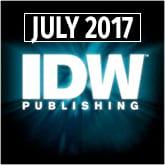IDW JULY