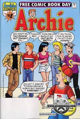 Archie & Friends Comics