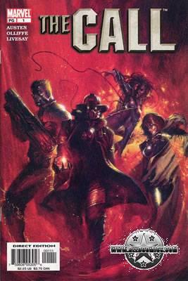 The Call Comics @ 99p
