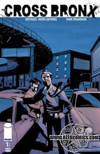 Cross Bronx Comics