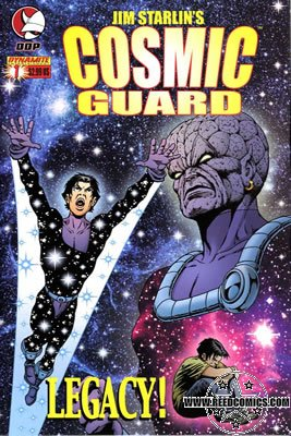 Jim Stalins Cosmic Guard @ 99p
