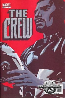 The Crew Comics @ 99p