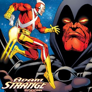 Adam Strange Special One Shot