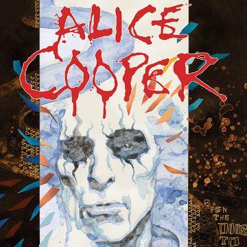Alice Cooper Comics