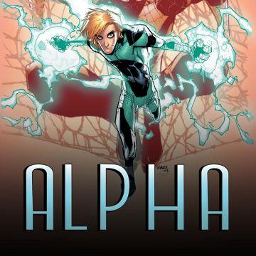Alpha Big Time Comics