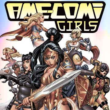 Ame Comi Girls Comics
