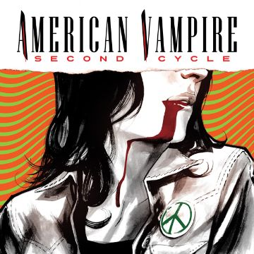 American Vampire Second Cycle Comics