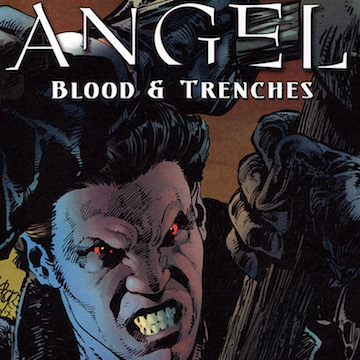 Angel Blood & Trenches Comics