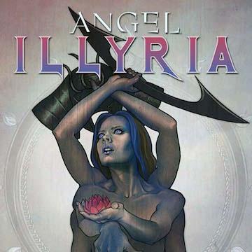 Angel Illyria Comics
