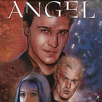 Angel One Shot Comics