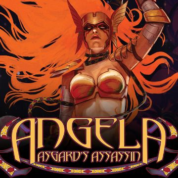 Angela Asgards Assassin Comics