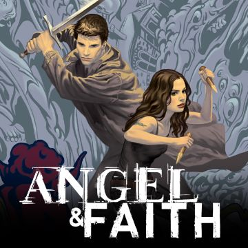 Angel and Faith Season 10 Comics