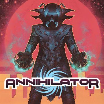 Annihilator Comics