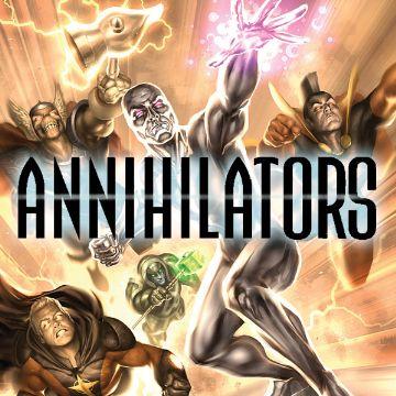 Annihilators Comics