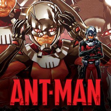 Ant Man Comics
