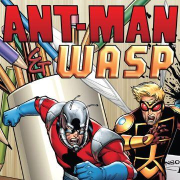 Ant Man and Wasp Comics