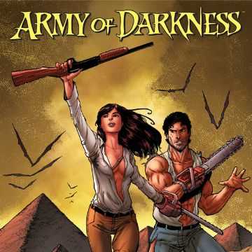 Army of Darkness Volume 3 Comics
