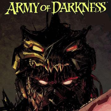 Army of Darkness Volume 4 Comics