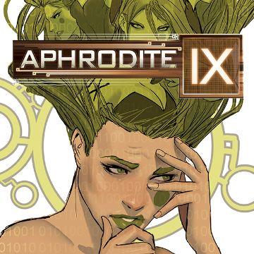 Aphrodite IX Comics