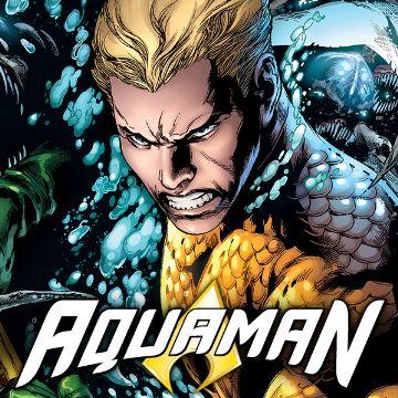 AQUAMAN (2011) Comics