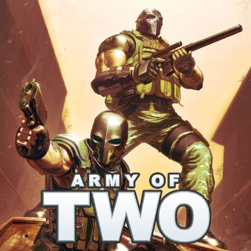 Army of Two Comics