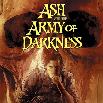 Ash and the Army of Darkness Comics
