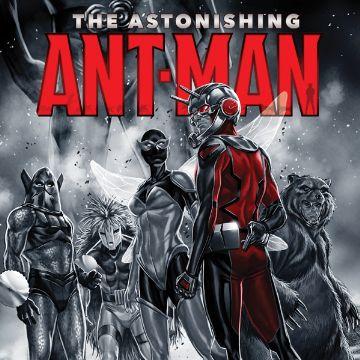 Astonishing Ant Man Comics