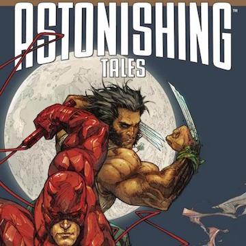 Astonishing Tales Comics