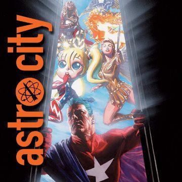 ASTRO CITY (2013) Comics