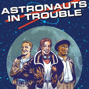 Astronauts in Trouble Comics