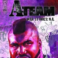 A Team Comics