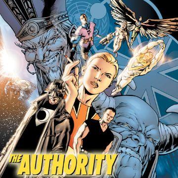 The Authority (Volume 1) Comics