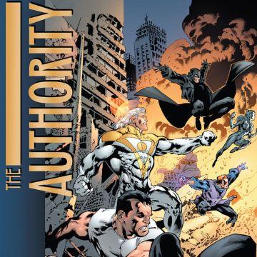 Authority Comics