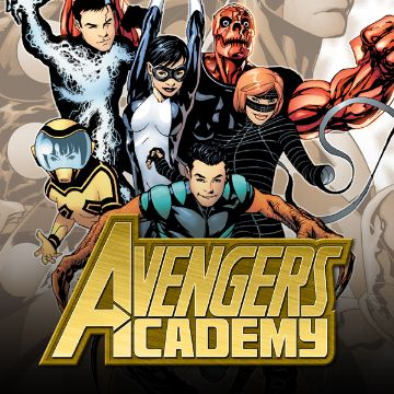 Avengers Academy Comics
