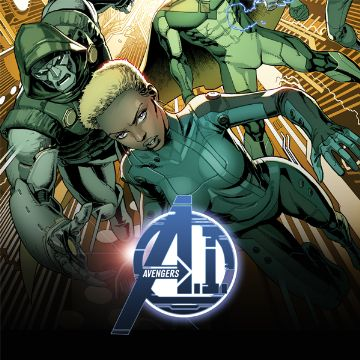 Avengers AI Comics