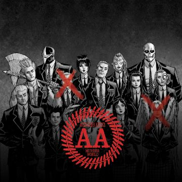 Avengers Arena Comics