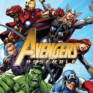 Avengers Assemble Comics