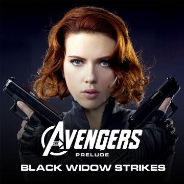 Avengers Black Widow Strikes Comics