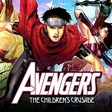 Avengers The Childrens Crusade Comics