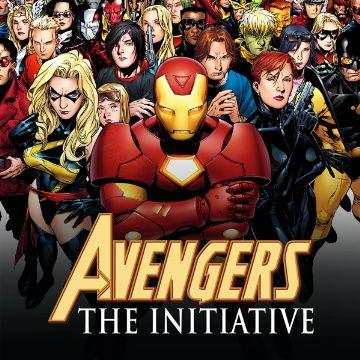 Avengers The Initiative Comics