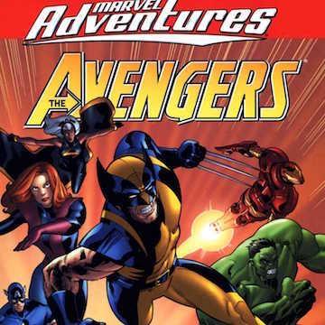 Marvel Adventures Avengers Comics