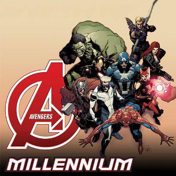 Avengers Millennium Comics