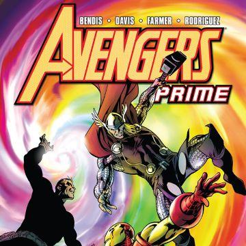 Avengers Prime Comics
