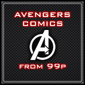 *Avengers Comics from 99p