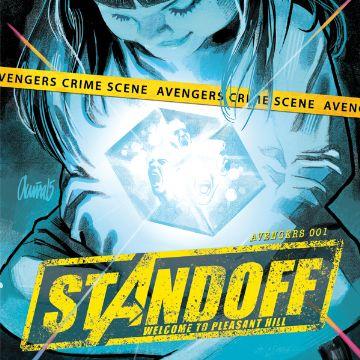 Avengers Standoff Comics