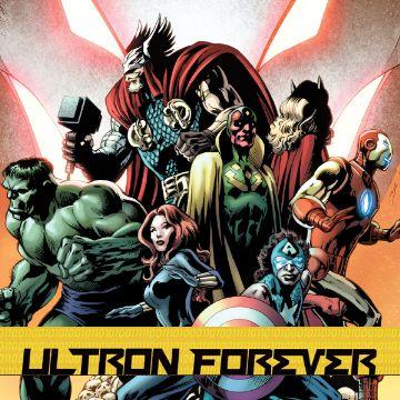 Avengers Ultron Forever Comics