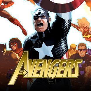 Avengers Volume 4 Comics